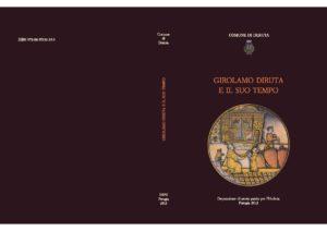 Copertina Girolamo Diruta e il suo Tempo